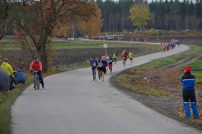 kilometer3-1 Løypekart