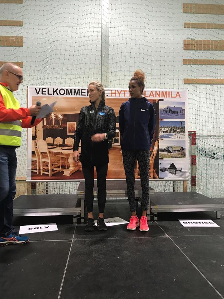Karoline 2316 fullførte årets løp